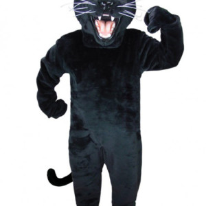 Panther Mascot Uniform