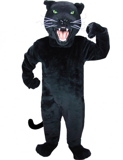 Panther Mascot Uniform