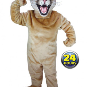 Cougar Mascot Uniform