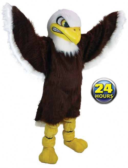 Eagle Mascot Uniform