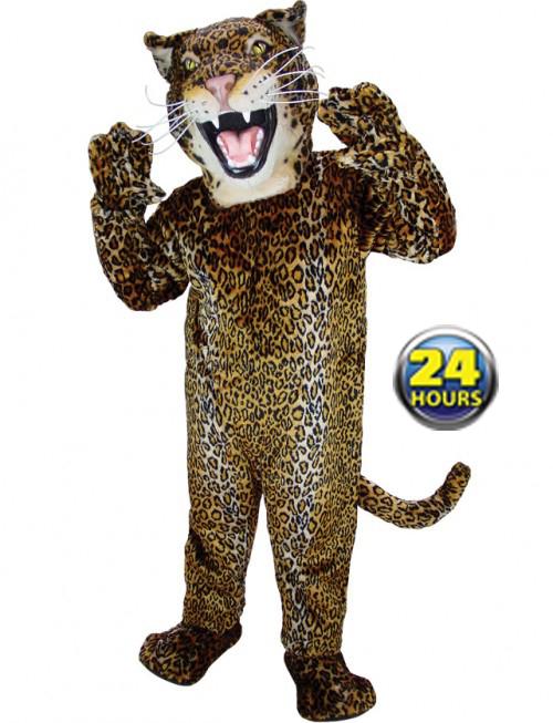 Jaguar Mascot Uniform