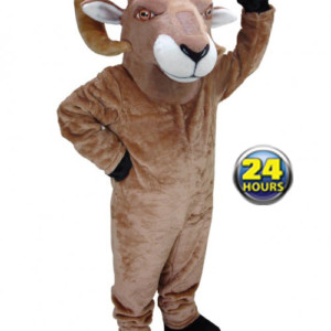 Desert Bighorn Ram Mascot Uniform