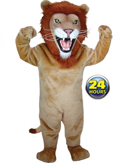 Lion Mascot Uniform