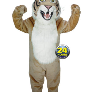 Wildcat Mascot Uniform