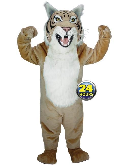 Wildcat Mascot Uniform