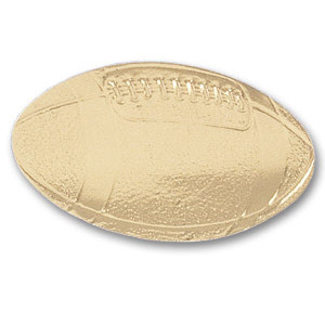 Gold Football Sticky Top
