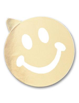 Smiley Face Sticky Top