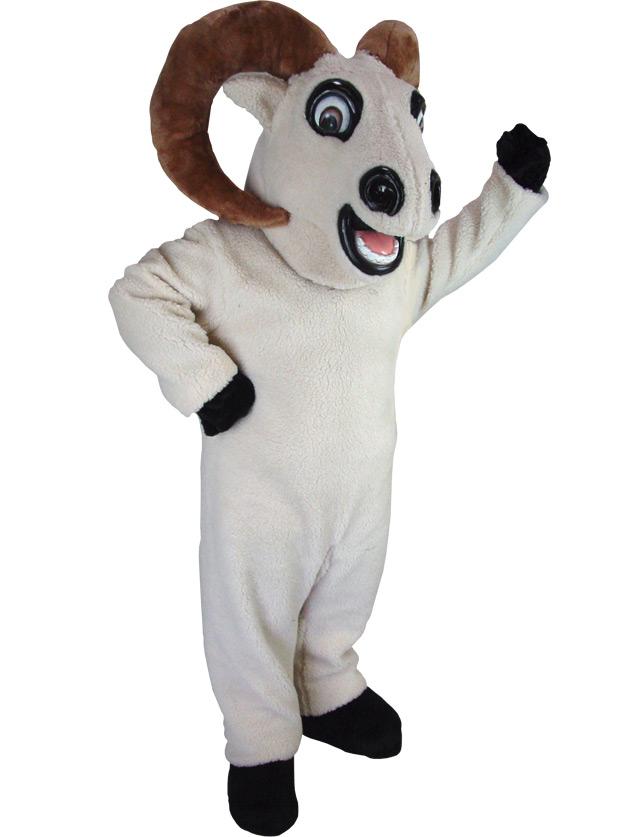 Ram Mascot Uniform