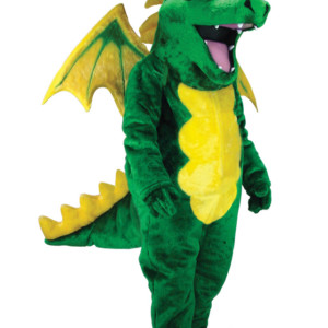 Dragon Mascot Uniform