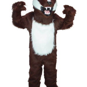 Badger Mascot Uniform