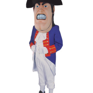 Patriot Mascot Uniform