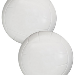 Plastic Volleyballs