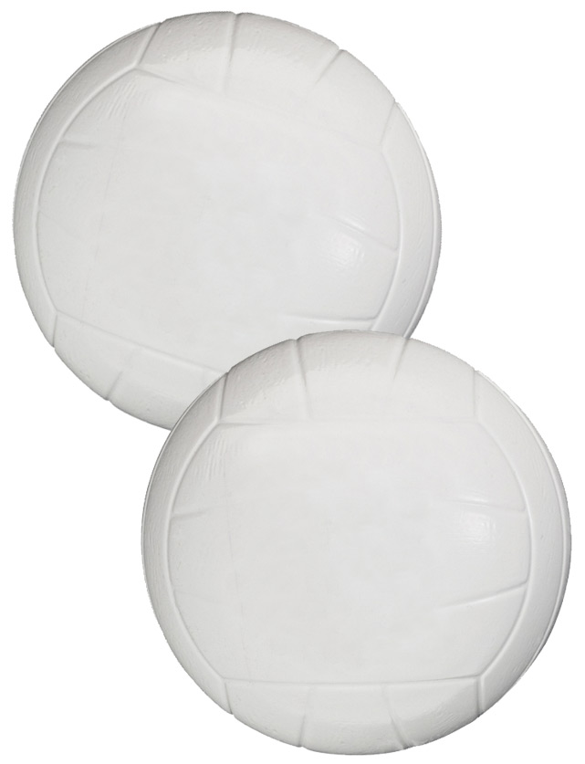 Plastic Volleyballs