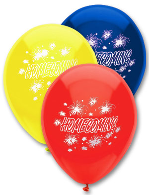 Homecoming Balloons