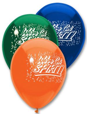 Stock We've Got Spirit Balloons