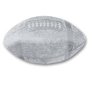 Silver Football Top