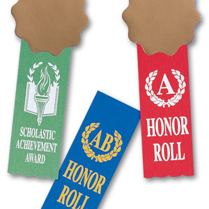 Honor Award Ribbons