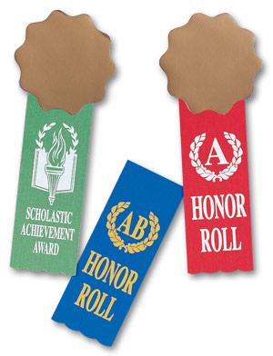 Honor Award Ribbons