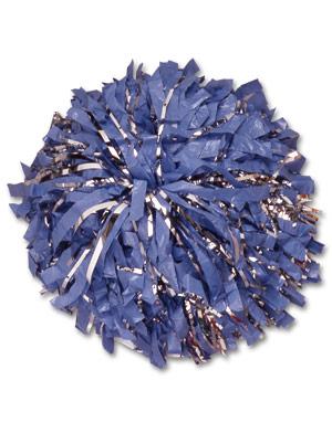 Plastic Glitter Pom