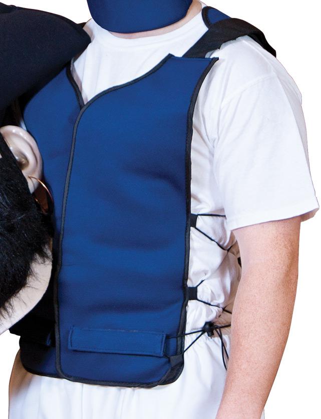 Cooler Vest w/ Inserts