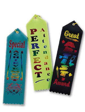 Stock Recognition Ribbons