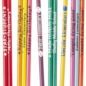 Custom Printed Pencils