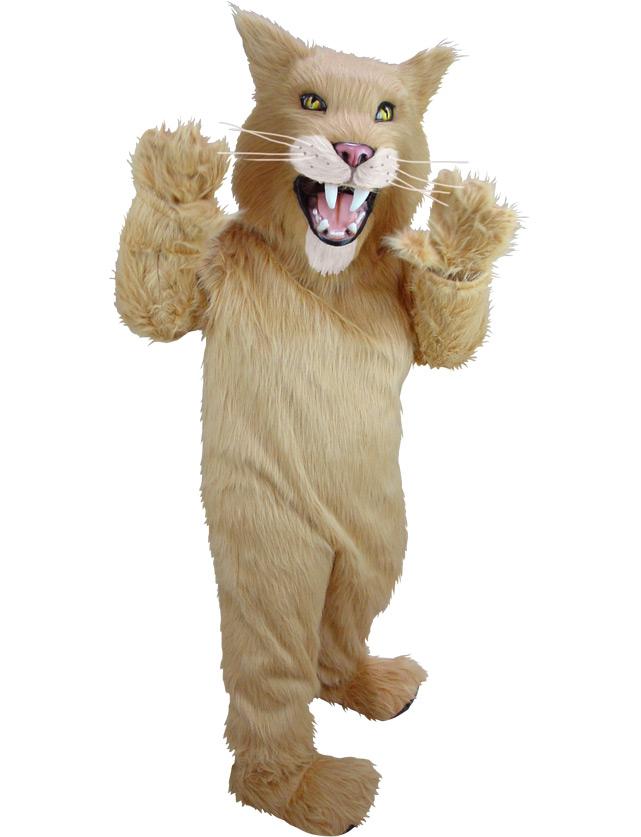 Sabre Tooth Mascot Uniform