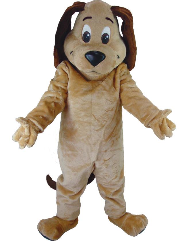 Dog Mascot Uniform