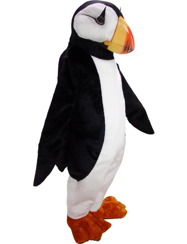 Puffin Mascot Uniform