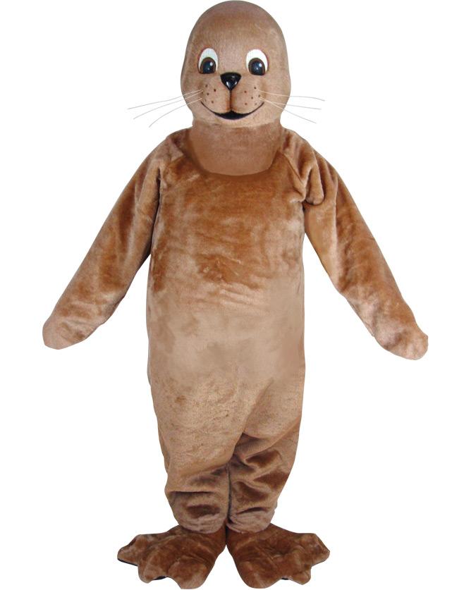 Seal Mascot Uniform