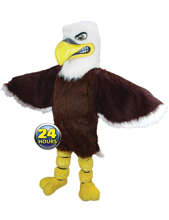 Eagle Mascot Uniform