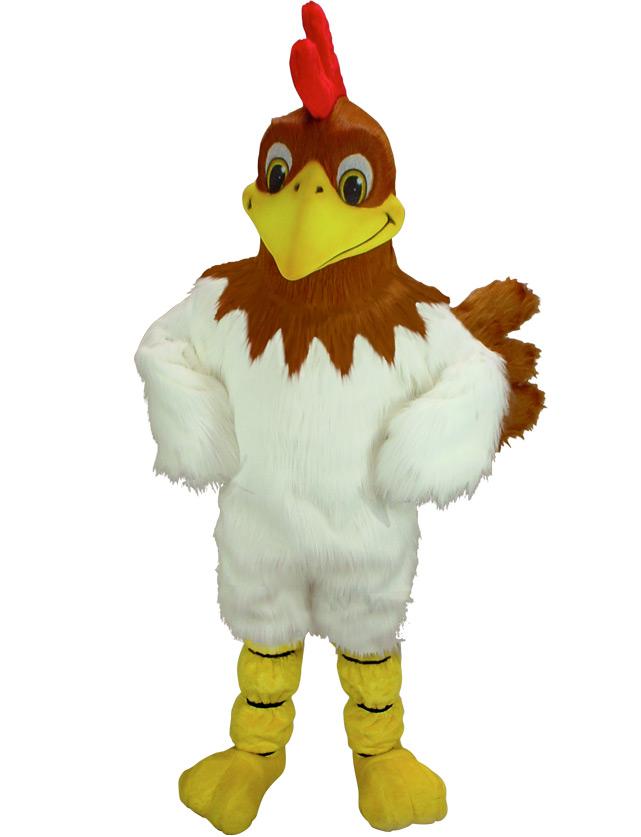 Rooster Mascot Uniform