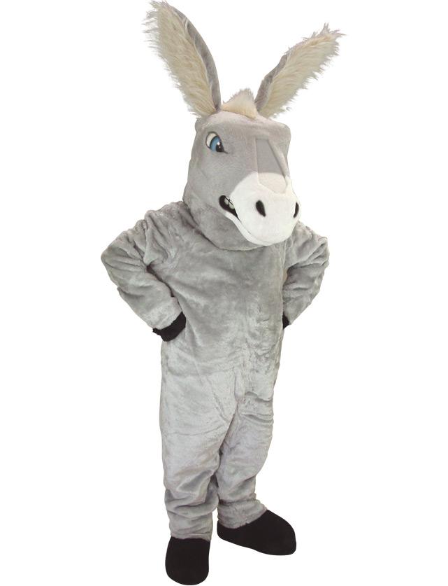 Donkey Mascot Uniform