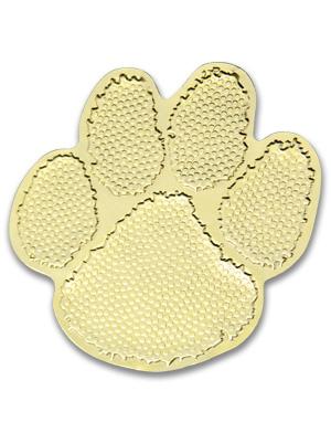 Gold Paw Sticky Top
