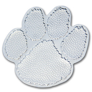 Silver Paw Sticky Top