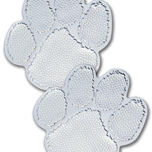 Silver Paw Sticky Top