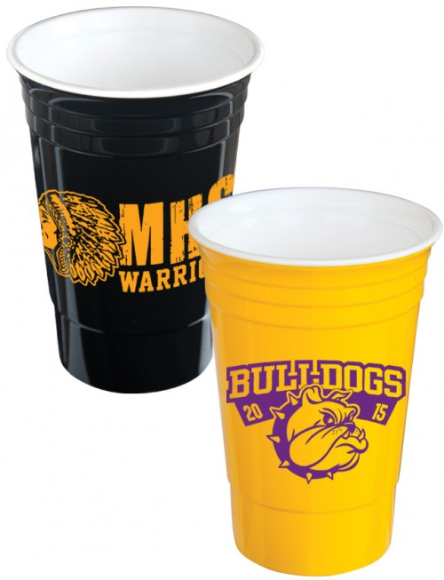 Tailgate Party Cups