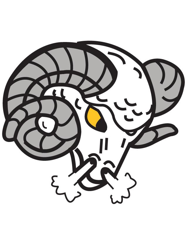 Ram Temporary Tattoos