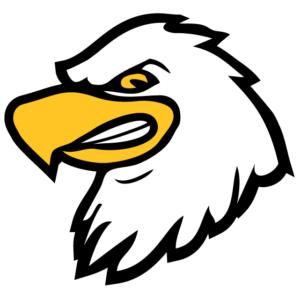 Gold Eagle Temporary Tattoos