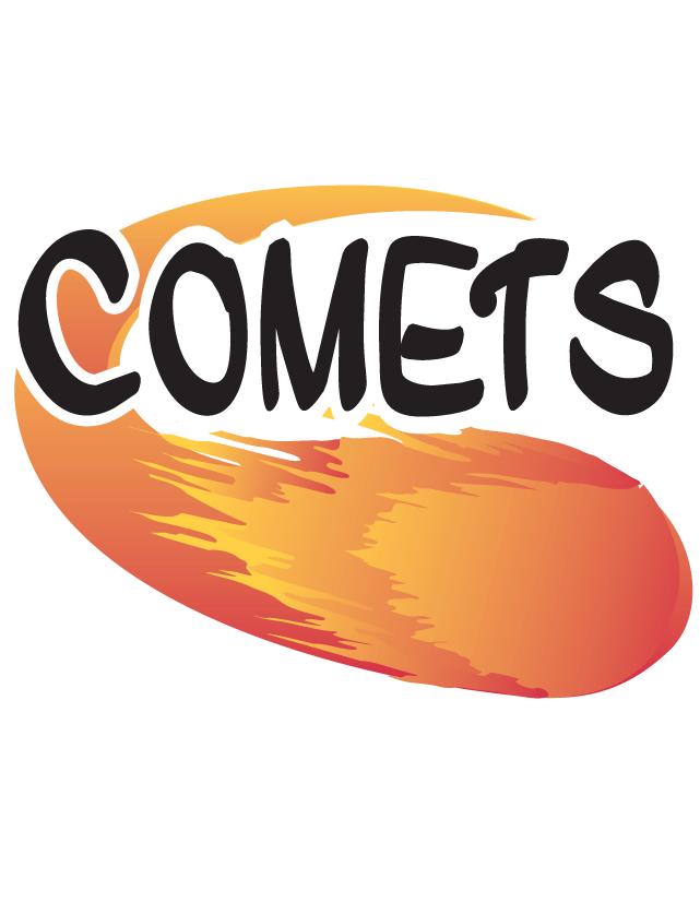 Comets Temporary Tattoos