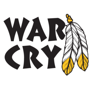 War Cry Temporary Tattoos
