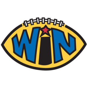Win Football Temporary Tattoo