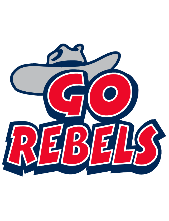 Go Rebels Temporary Tattoos