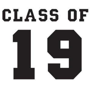 Class of 19 Temporary Tattoos