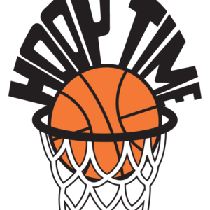 Hoop Time Basketball Temporary Tattoos