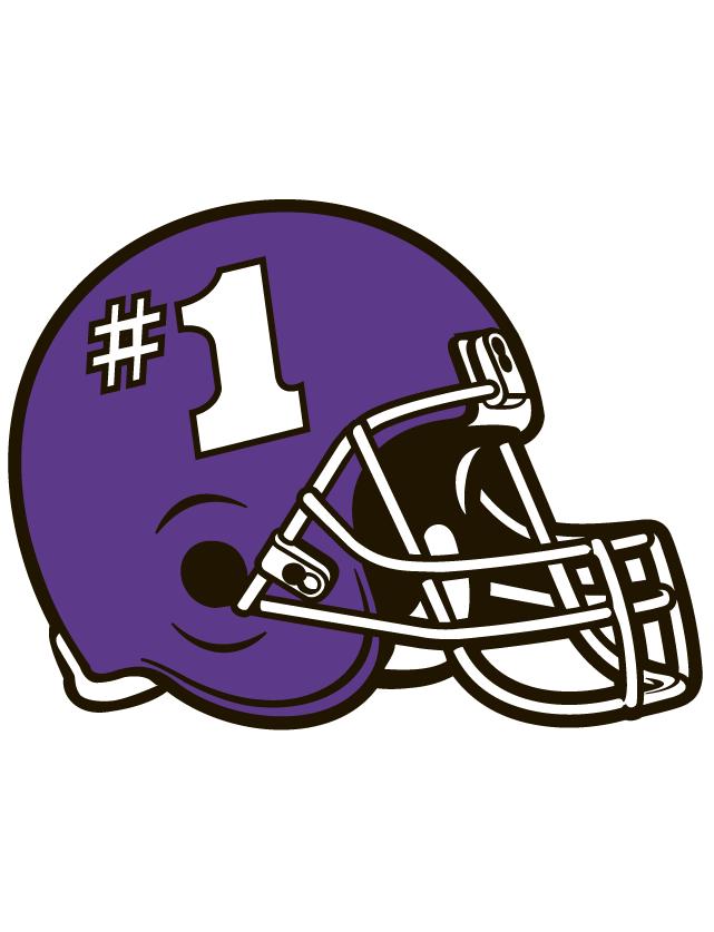 Purple Helmet Temporary Tattoos