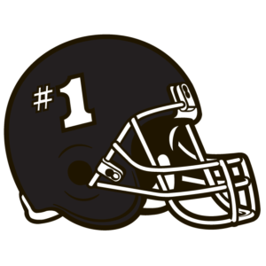 Black Helmet Temporary Tattoos