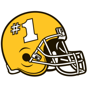 Gold Helmet Temporary Tattoos
