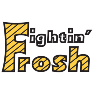 Fightin' Frosh Temporary Tattoos