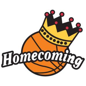 Basketball Homecoming Temporary Tattoos